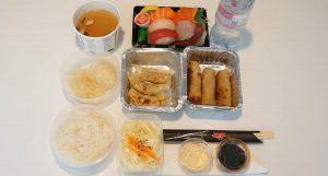 Restauration repas japonnais
