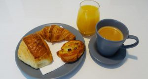 Restauration Petit déjeuner
